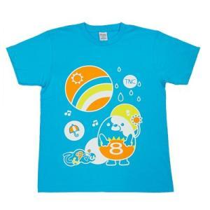 てんタマくんダンスTシャツ tnc-netshop