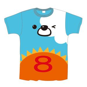 てんタマくんTシャツ(クレヨン天気・キッズなりきり風) tnc-netshop