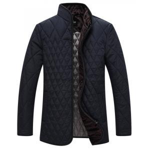 メンズ キルティングジャケット カジュアル ビジネス フォーマル 中綿なし