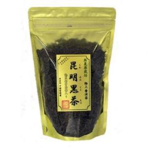 プーアール茶 昆明黒茶 180g|tnk-tokyo