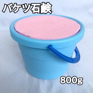 バケツ石鹸 800g ブルー 自動車用 洗車用 洗車バケツ石鹸 カーシャンプー タイヤ洗浄|tnk-tokyo