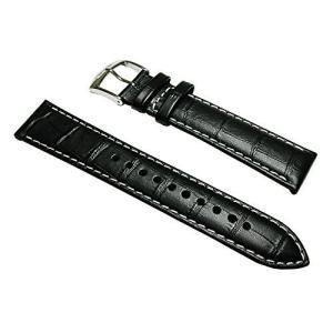 【セイコー】SEIKO 時計バンド L01K012J0 メンズ 20mm 牛革 ワニ型押し|tnp-store