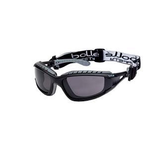 bolle TRACKER2 シューティンググラス サングラス ゴーグル スノボ スキー スポーツ バイク MTB スモーク|tnp-store