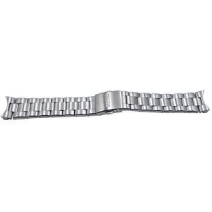 〔セイコー〕SEIKO 20mm 時計バンド メカニカル 純正ベルト ステンレス ブレス SARB033/SARB035/SARB037/SARB007/SARB071 純正バンド D385AG メンズ|tnp-store