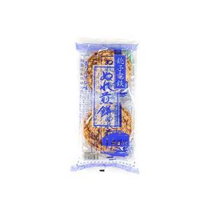 銚子電鉄 銚電のぬれ煎餅 青のうす口味 5枚|tnp-store