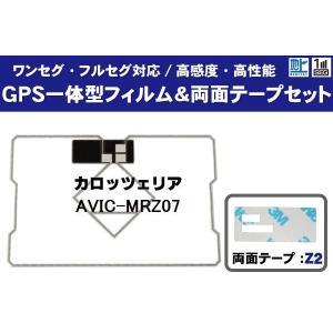 ・GPS一体型フィルム1枚&両面テープ1枚セット・フィルムアンテナはエレメント部分だけ残るタイプを採...