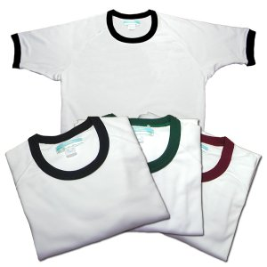 体操服 カンコークルーネックシャツ(半袖 4L)