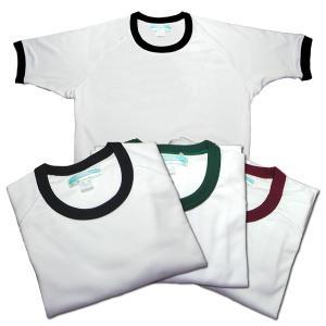 体操服 カンコークルーネックシャツ(半袖 5L)