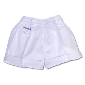 体操服 女子白短パン(別注 150A)