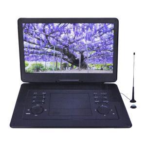 メーカー:arwin/アーウィン 商品名:15.6インチ フルセグTV搭載ポータブルDVD&マルチプ...