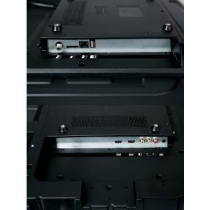 スーパーSALE!! 【新品】 S-cubism/エスキュービズム 40V型外付けHDD録画対応 地上デジタルハイビジョンLED液晶テレビ AT-40CM01SR|to-rulease|05