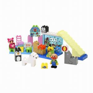 対象年齢:3歳〜  セット内容:ブロック×35ピース、ドール×2体、背景シート×1枚  商品説明: ...