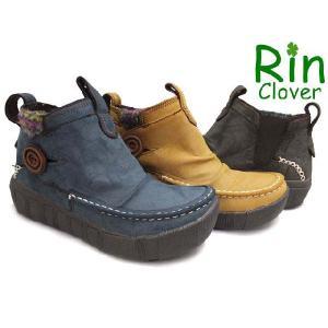 Rin Clover 2465S リンクローバー ショートブーツ|toare