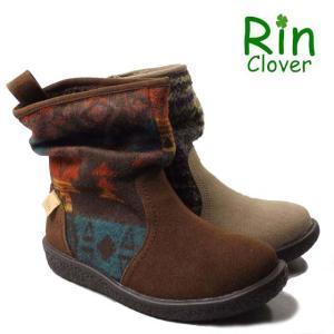 Rin Clover 2666 リンクローバー ボアショートブーツ|toare