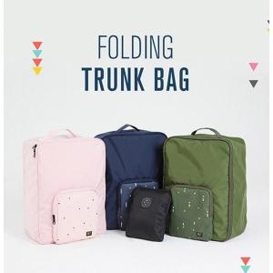 旅行やアウトドア、スポーツにピッタリ!国内では珍しい、ソフトタイプのトランクバッグです。見た目通り、...