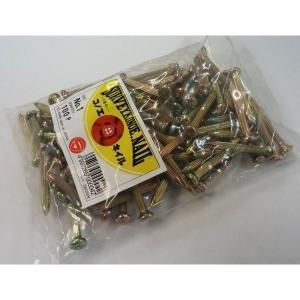 コノエネイル No.1 (100本入) L=43mm 6g 測量鋲 釘 測量ポイント 標示 コンクリート用 土地家屋調査|tobeyaki