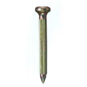 [1本よりバラ売り] コノエネイル No.1 L=43mm 6g コンクリート用 測量鋲 釘 測量ポイント 標示 土地家屋調査|tobeyaki