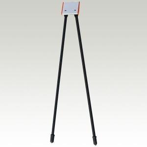 ハイビスカス 標尺スタンド 66K-S ミリ目付ロッド/66ロッド用オプション(標尺スタンドのみ)|tobeyaki