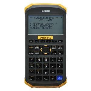 ハイビスカス測量電卓 すぐるくんPRO プログラム関数電卓 携帯測量ツール 測量 土木 建築|tobeyaki