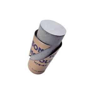 コンクリート供試体成形型枠 ソノモールド(60本入) 50mm×100mm 紙製 準拠規格JIS A 1132 tobeyaki
