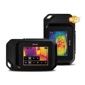 FLIR フリアー C3 赤外線サーモグラフィ WiFi対応 (建物検査 冷暖房 空調設備 断熱チェック) [日本正規品]|tobeyaki