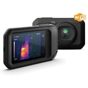 FLIR フリアー C5 赤外線サーモグラフィ WiFi対応 3.5インチタッチパネルスクリーン 重量190g 日本正規品|tobeyaki