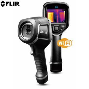 受注生産品 FLIR フリアーEx WiFiシリーズ フリアーE8-XT 赤外線サーモグラフィ (建物検査 電気設備 機械設備 保守点検) [日本正規品]|tobeyaki