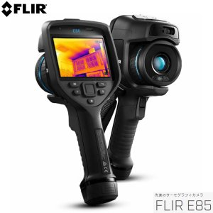 FLIR フリアー E85 サーモグラフィカメラ 視野角24° [日本正規品]|tobeyaki