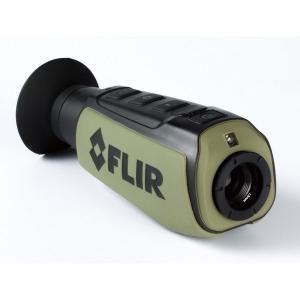 FLIR ハンドヘルド赤外線サーマルカメラ フリアースカウトII320 (9Hz) 暗視スコープ 夜間監視 夜行性動物の観察 [日本正規品]|tobeyaki