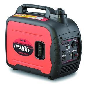 WAKITA ワキタ HPG16ie インバーターガソリン発電機 超低騒音型 [アウトドア 屋外作業 非常時 災害]|tobeyaki