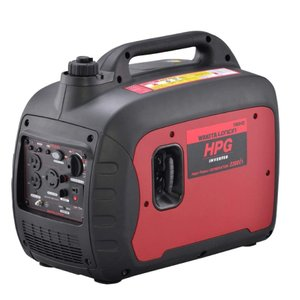 WAKITA ワキタ HPG2300is インバーターガソリン発電機 超低騒音型 [アウトドア 屋外作業 非常時 災害]|tobeyaki