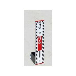 アイデア・サポート マグネット式ロッド立て 磁立くん 30cmタイプ KG102130 【鉄製プレート入りアルミロッド 強力マグネット入りベース】|tobeyaki