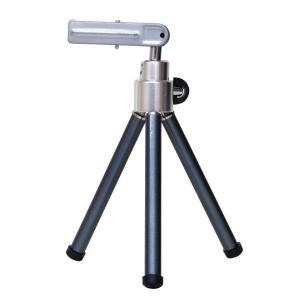 MYZOX マイゾックス SSプリズム三脚 PPS-SS 全伸306mm 全縮162mm クランプ可能サイズ2.2-9mm径ポール (測量 DMピンポール ミニプリズム 測距)|tobeyaki