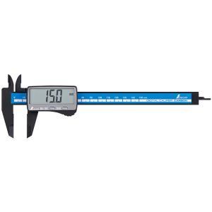 シンワ測定 19990 デジタルノギス カーボンファイバー大文字 150mm tobeyaki