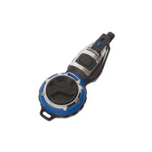 シンワ測定 73281 ハンディ墨つぼ Pro Plus自動巻 ロイヤルブルー|tobeyaki
