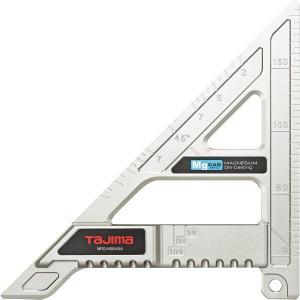 TAJIMA タジマ 丸鋸ガイド モバイル90-45マグネシウム MRG-M9045M 切断有効長さ200mm 重量206g tobeyaki