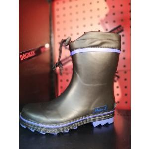 喜多 セーフティーショート長靴 作業靴 安全靴 防水靴 耐油靴 KR-7310|tobiwarabiueda