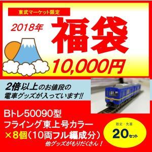 【20,000円相当以上】2018年福袋 Bトレインショーテ...
