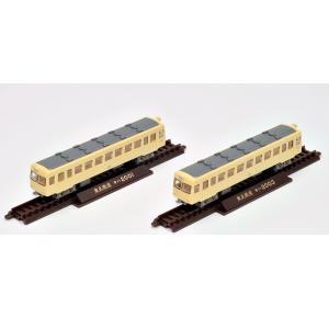 鉄道コレクション東武鉄道キハ2000系熊谷線 2両セット