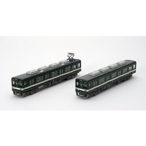 鉄道コレクション東武鉄道8000系8568編成試験塗装色リバイバルカラー2両セット
