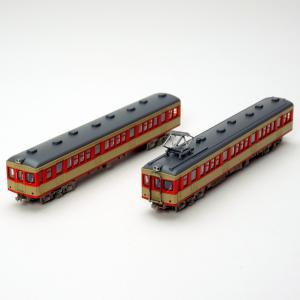 鉄道コレクション東武鉄道7820型2両(ツートンカラー・2灯)Bセット ※再販