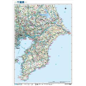 千葉県全図