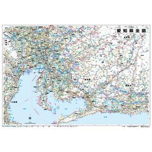 愛知県全図