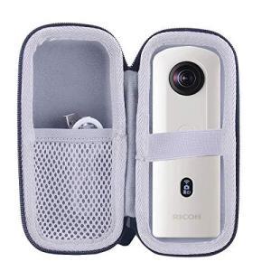 Ricoh Theta S、V 360/Ricoh Theta SC 360 専用兼用カメラカバー ...