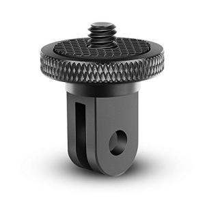 GoProの規格(GP規格)から1/4カメラネジ用に変換します。 通用性:GoPro(ゴープロ)のア...