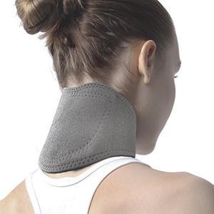 首 サポーター 頚椎サポーター ネックサポーター 男女兼用 頚椎ヘルニア 首こり 頚椎痛 ネックストレッチャー
