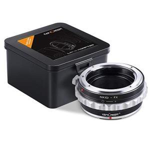 K&F Concept xマウントアダプター Nikon G-FX Nikon Gマウントレンズ- ...
