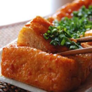 【送料無料】とちおやセット(栃尾の油揚げ・おぼろ豆腐・揚げ出し豆腐など盛り沢山)|tochioya|05