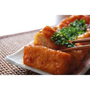 栃尾油揚げ キムチ漬&甘味噌漬セット|tochioya