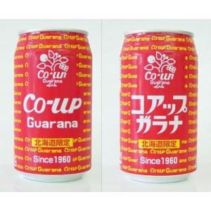 北海道 小原 コアップガラナ 350ml缶×24本入|tochishou